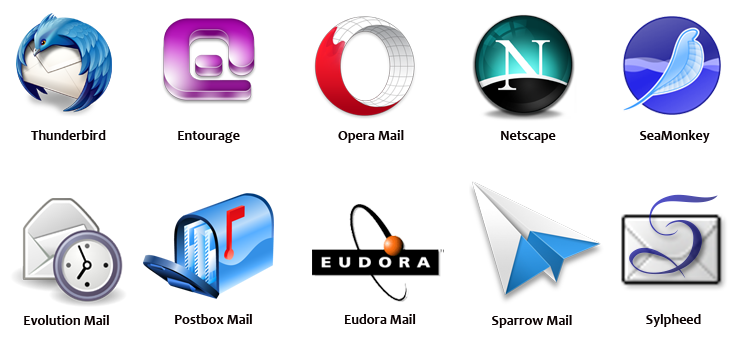 mbox-email-clients