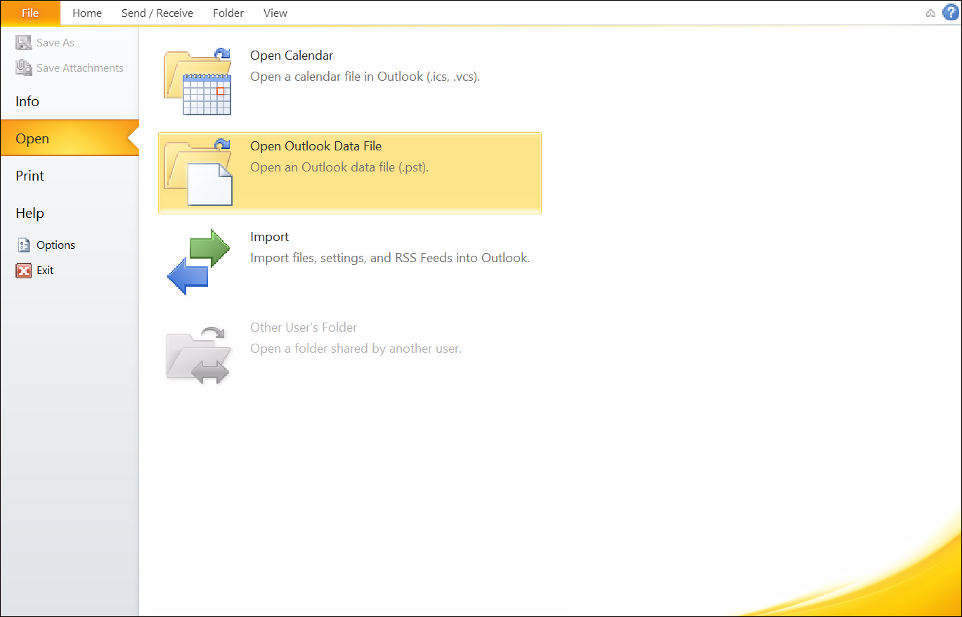 NSF to PST Converter to Export Lotus Notes Files into MS Outlook