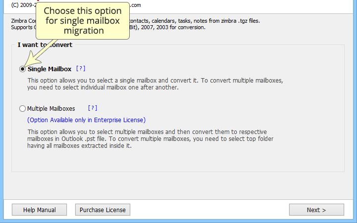 Zimbra Mailbox Exporter to Convert Zimbra TGZ to Outlook PST, Office